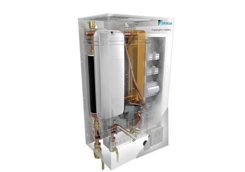 Underfloor heating and cooling Var