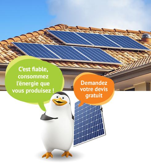 Photovoltaic  solar panels Var