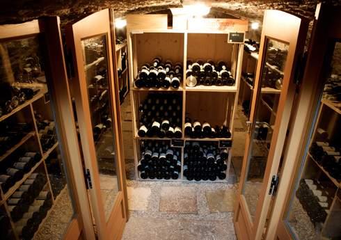Wine cellar Var