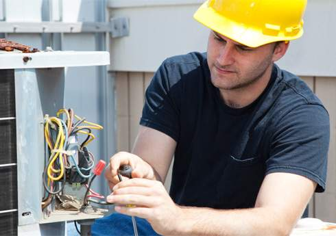 Maintenance of air conditioning & heat pump systems Var