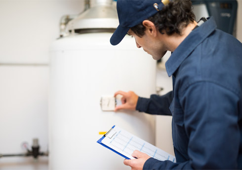 Boiler maintenance Var