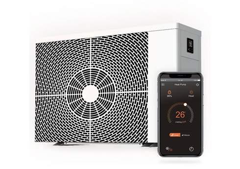 pompe a chaleur bwt horizontal inverter hc 6kw
